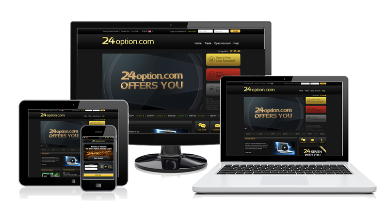 Recensione 24Option Broker Opzioni Binarie