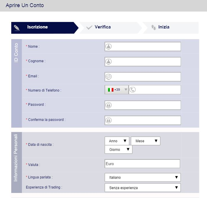 optionweb-registrazione-account